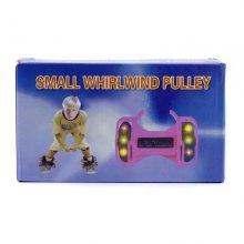 Роликовые коньки на пятку Small Whirlwind Pulley оптом
