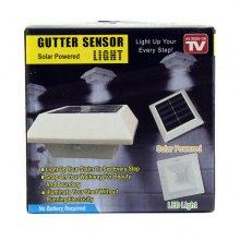 Сенсорный уличный светильник Gutter Sensor Light оптом