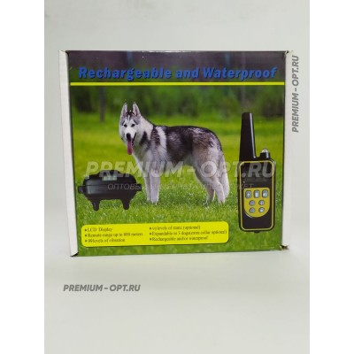 Электронный Ошейник для Собак Dog Training Collar Оптом