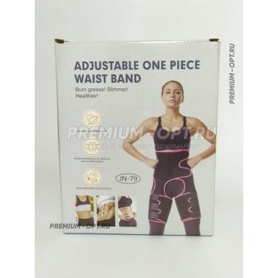 Утягивающий пояс для ног и талии Waist Band оптом