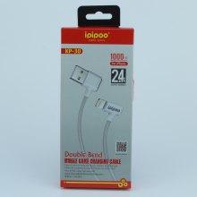 Type-C кабель с двойным изгибом Ipipoo KP-30 для Android оптом