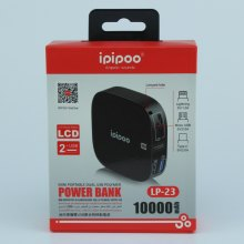 Power Bank Ipipoo LP-23 10000 mAh оптом