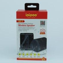 Портативная Bluetooth колонка Ipipoo YP-7 оптом