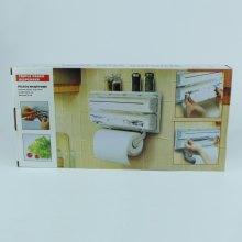 Держатель для кухни 3 в 1 Triple Paper Dispenser оптом
