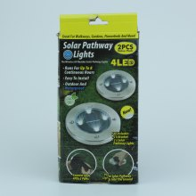 Фонарь на солнечных батареях Solar Pathway Lights оптом