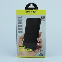 Внешний аккумулятор Power Bank Awei P69K 10000 mAh оптом
