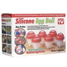Силиконовые формы для варки яиц Silicone Egg Boil оптом