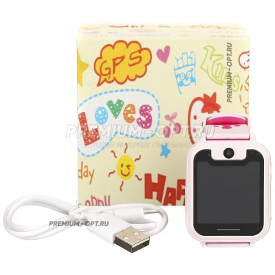 Детские GPS часы Smart Baby Watch S6 оптом