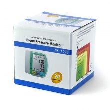 Цифровой тонометр на запястье Blood Pressure Monitor оптом