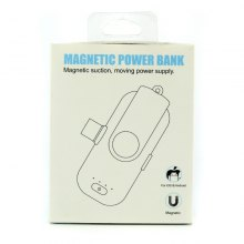 Магнитный Power Bank Mini Magnetic Charger оптом