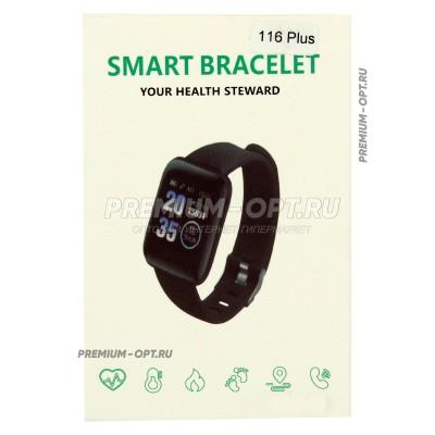 Фитнес-браслет Smart Bracelet 116 Plus оптом