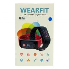 Фитнес-браслет Smart Bracelet F1 оптом