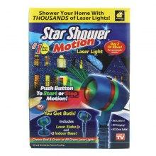 Лазерный звездный проектор Star Shower Motion оптом