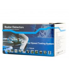 Антирадар Radar Detectors 360 full-band scanning оптом