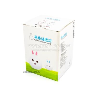 Ночник Кролик Rabbit Silicone Lamp оптом