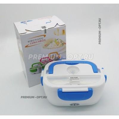 Контейнер для еды с подогревом Electric Lunch Box оптом