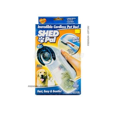 Машинка для вычесывания шерсти Shed Pal оптом