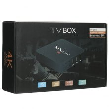 Андроид приставка Smart TV Box MXQ Pro 4K оптом