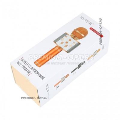 Караоке-микрофон WS-858 оптом
