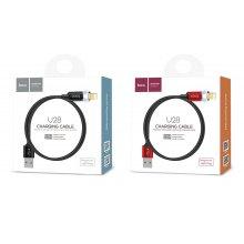 Магнитный USB кабель HOCO Original U28 для Iphone оптом