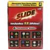 Лазерный проектор Slide Star Shower 12 слайдов оптом
