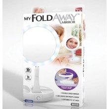 Зеркало с подсветкой My Foldaway Mirror оптом