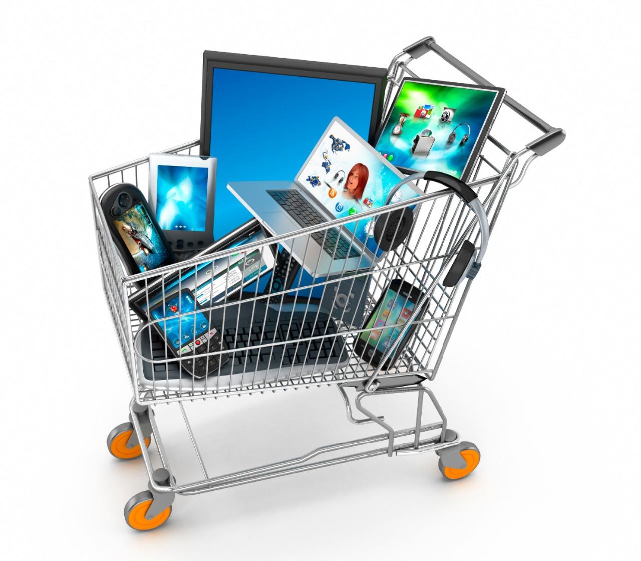 Товары В Корзине Интернет Магазина